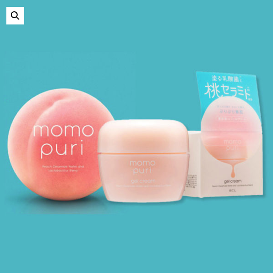 Momopuri Gel Cream
