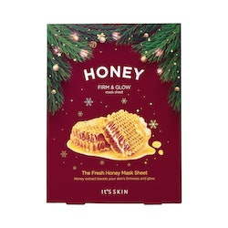 ITS SKIN Honey Sheet Mask Julspecial 5-pack