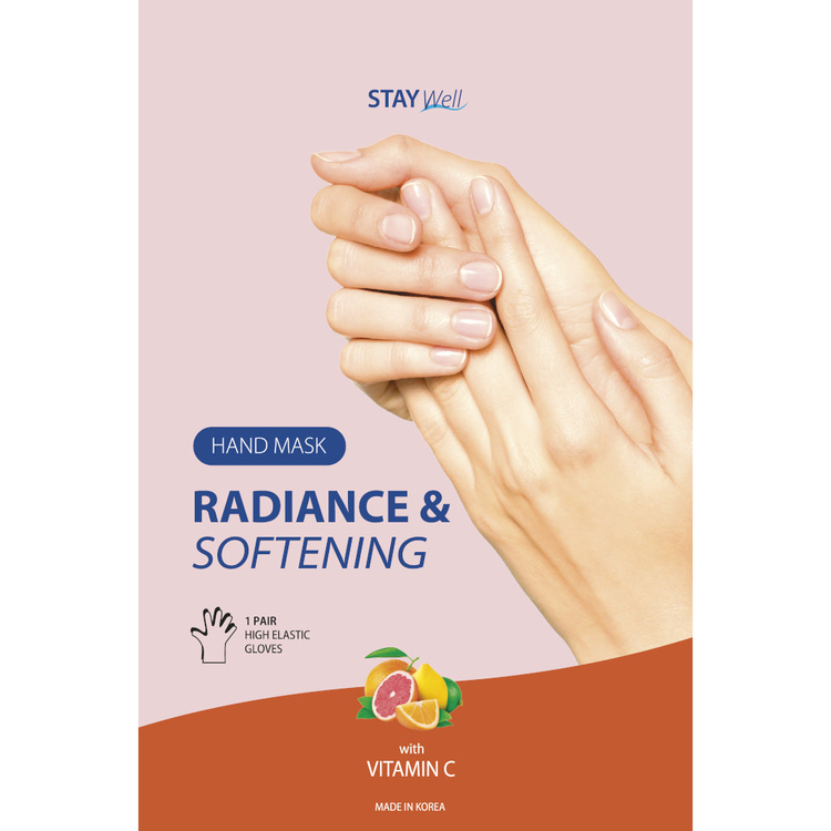 STAY Well Radiance & Softening Hand Mask