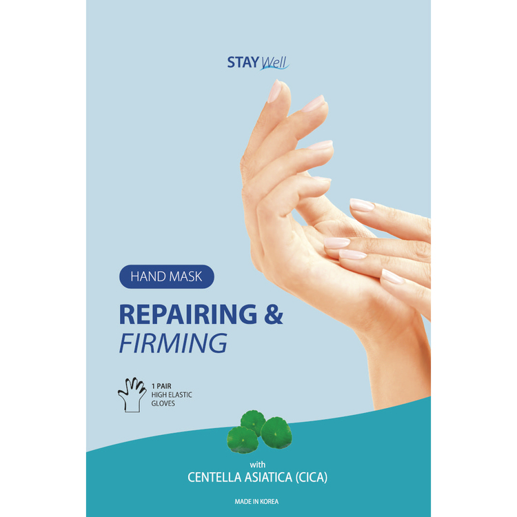 Stay Well Repairing & Firming Hand Mask