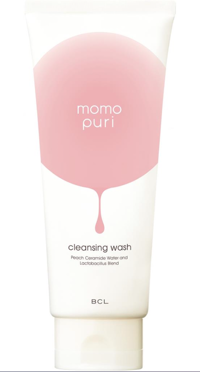 Momopuri Cleansing Wash