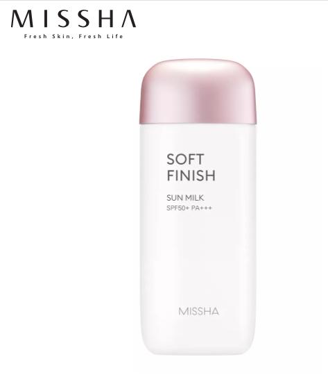 MISSHA Soft Finish Sun Milk SPF50+/PA+++