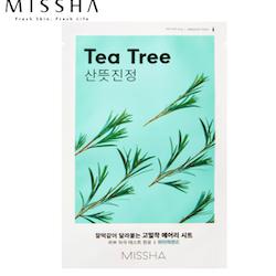 MISSHA Airy Fit Sheet Mask Tea Tree