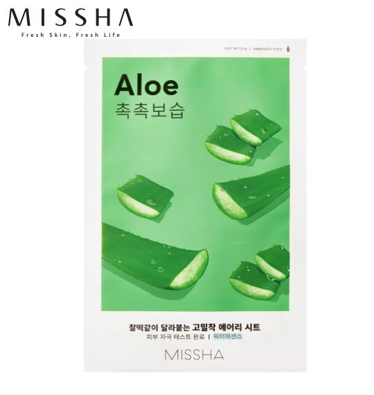 MISSHA Airy Fit Sheet Mask Aloe