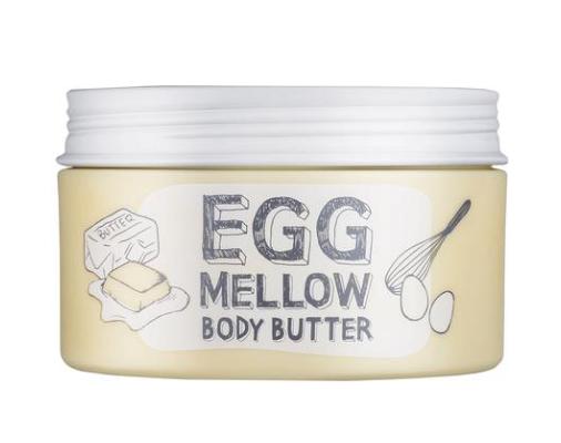 Egg Mellow Body Butter, kort datum - 50% rabatt!