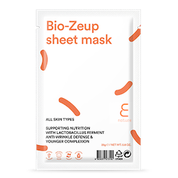 E NATURE Bio-Zeup sheet mask 10 pack