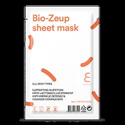 E NATURE Bio-Zeup sheet mask 10 pack