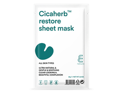 E NATURE Cicaherb Restore Sheet Mask