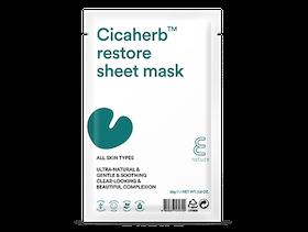 E NATURE Cicaherb Restore Sheet Mask  10 pack