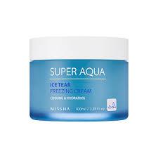 Ansiktskräm - MISSHA Super Aqua Ice Tear Freezing Cream