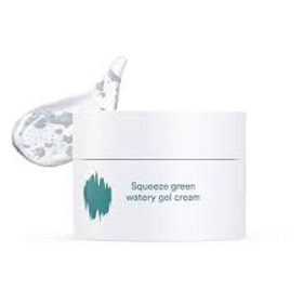 E NATURE Squeeze Green Watery Gel Cream