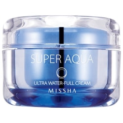 MISSHA Super Aqua Ultra Waterful Cream - kort datum 70% rabatt!