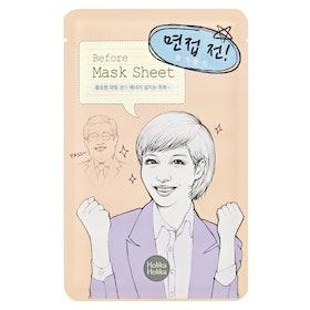 Ansiktsmask -  Before Interview