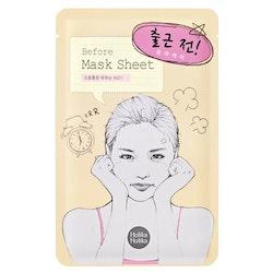 """""""Before Office Attendance"""" Sheet Mask"""
