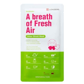Ansiktsmask -  Leaders A Breath Of Fresh Air Sheet Mask