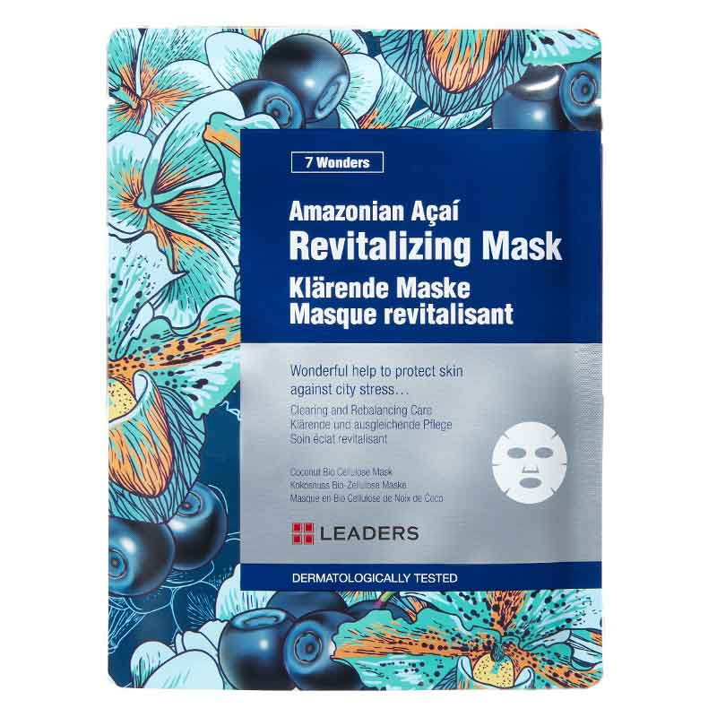 Ansiktsmask -  Leaders Amazonian Açaí Revitalizing Mask