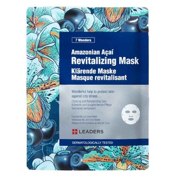 Leaders Amazonian Açaí Revitalizing Mask