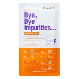 Ansiktsmask -  Leaders Bye, Bye Impurities Sheet Mask
