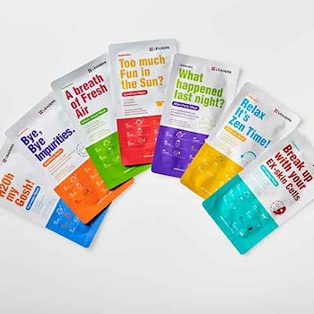 Leaders Bye, Bye Impurities Sheet Mask