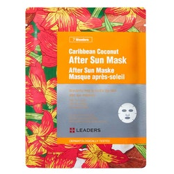 Ansiktsmask -  Leaders Caribbean Coconut After Sun Mask