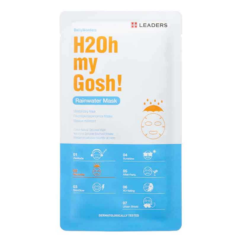 Ansiktsmask -  Leaders H20h My Gosh! Sheet Mask