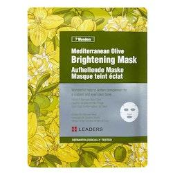 Leaders Mediterranean Olive Brightening Mask