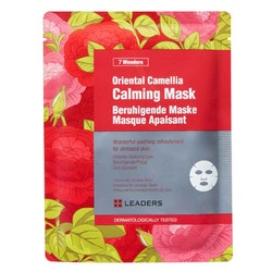 Ansiktsmask -  Leaders Oriental Camellia Calming Mask