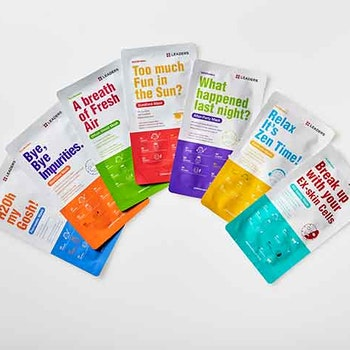 Leaders Relax It's Zen Time! Sheet Mask