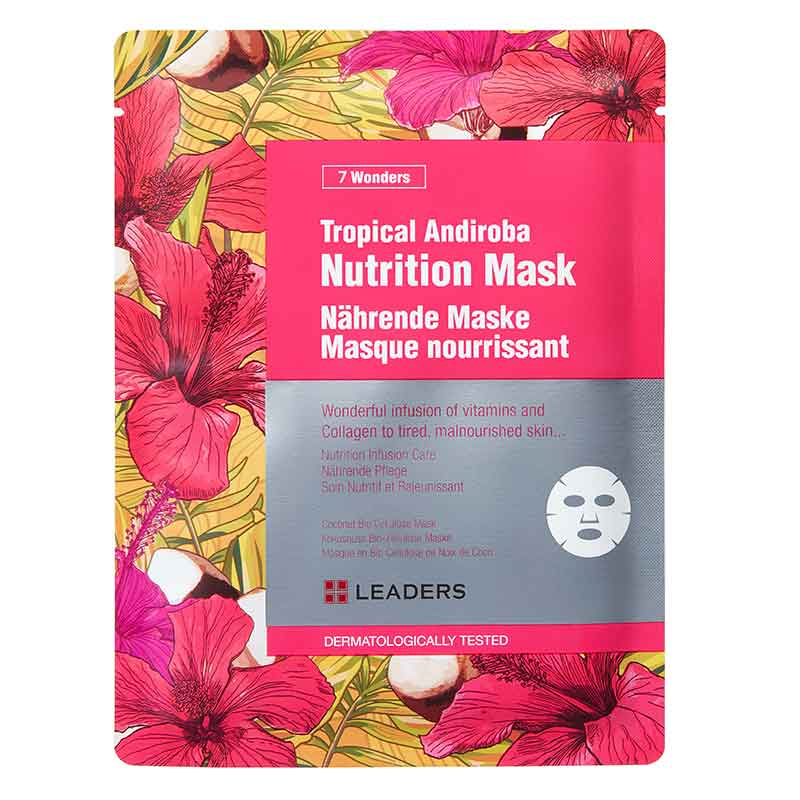 Ansiktsmask -  Leaders Tropical Andiroba Nutrition Mask