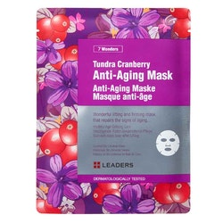 Ansiktsmask -  Leaders Tundra Cranberry Anti-Aging Mask