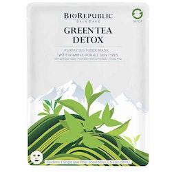 Ansiktsmask - BioRepublic SkinCare Green Tea Detox