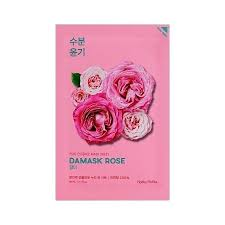 Ansiktsmask - Holika-Holika Pure Essence Mask Sheet  Damask Rose