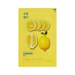 Pure Essence Sheet Mask Lemon