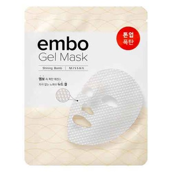 MISSHA Embo Gel Mask Shining Bomb