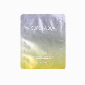 Ansiktsmask - MISSHA Super Aqua Cell Renew Snail Hydro-gel Mask