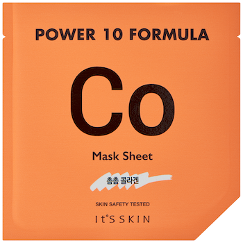 Power 10 Formula CO Sheet Mask