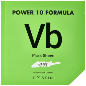 Ansiktsmask - Power 10 Formula VB Sheet Mask