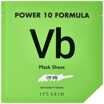 Power 10 Formula VB Sheet Mask