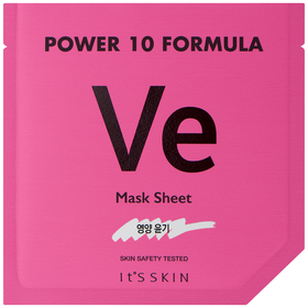 Ansiktsmask - Power 10 Formula VE Sheet Mask