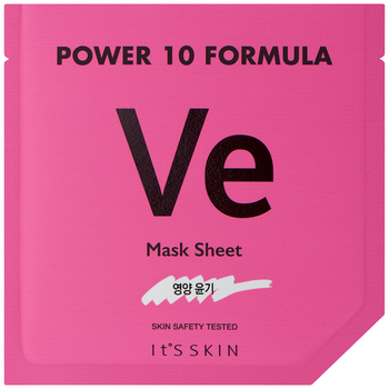 Power 10 Formula VE Sheet Mask