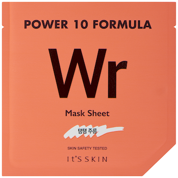 Power 10 Formula WR Sheet Mask