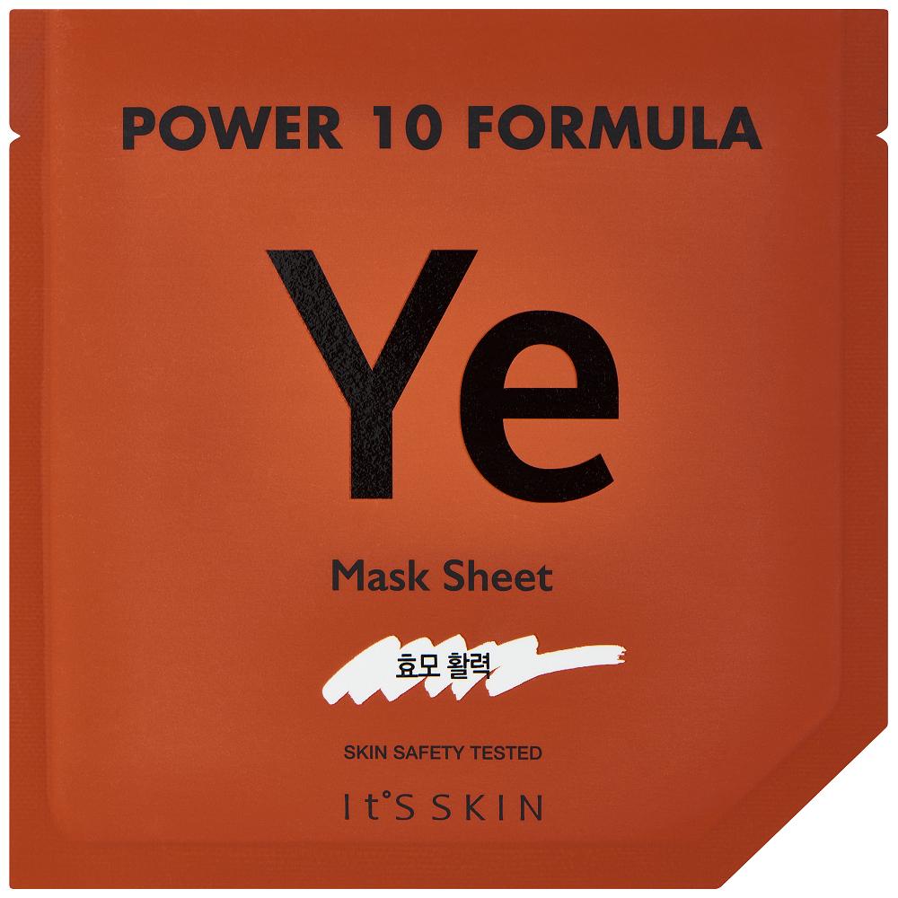 Power 10 Formula YE Sheet Mask