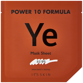 Ansiktsmask - Power 10 Formula YE Sheet Mask