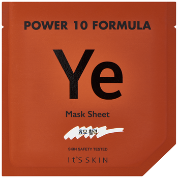 Power 10 Formula YE Sheet Mask