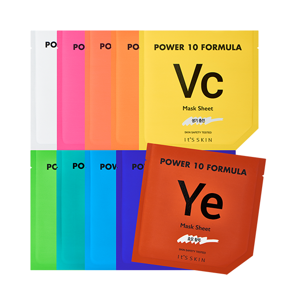 Ansiktsmask - Power 10 Formula YE Sheet Mask