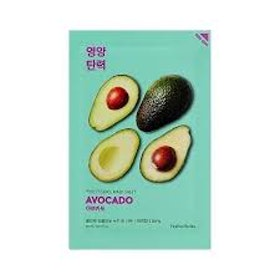 Ansiktsmask - Pure Essence Mask Sheet  Avocado