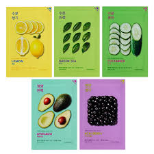 Pure Essence Mask Sheet Avocado