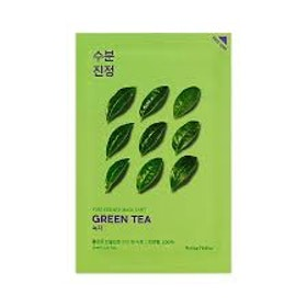 Pure Essence Mask Sheet  Green Tea