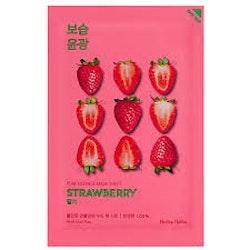 Pure Essence Mask Sheet  Strawberry
