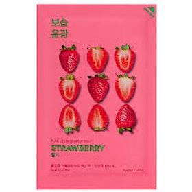 Ansiktsmask - Pure Essence Mask Sheet  Strawberry